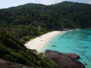 Traumstrände der Similan Islands