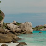 Similan Island National Park, Thailand